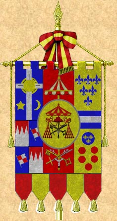 Heraldry of the Patriarchate of St  Stephen - Anglican Rite